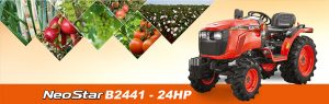 Kubota Mini tractors models price list