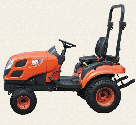 Kioti CS 2510 tractor prices specs overview | Full review for Kioti CS2510
