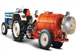 price of Swaraj 724 XM ORCHARD NT Narrow Track Tractor Sprayer