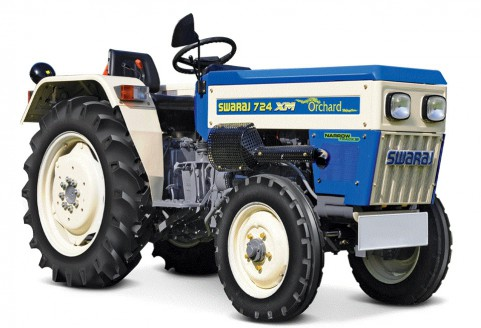 Swaraj 724 XM ORCHARD NT Narrow Track Tractor: price Specifications 2019