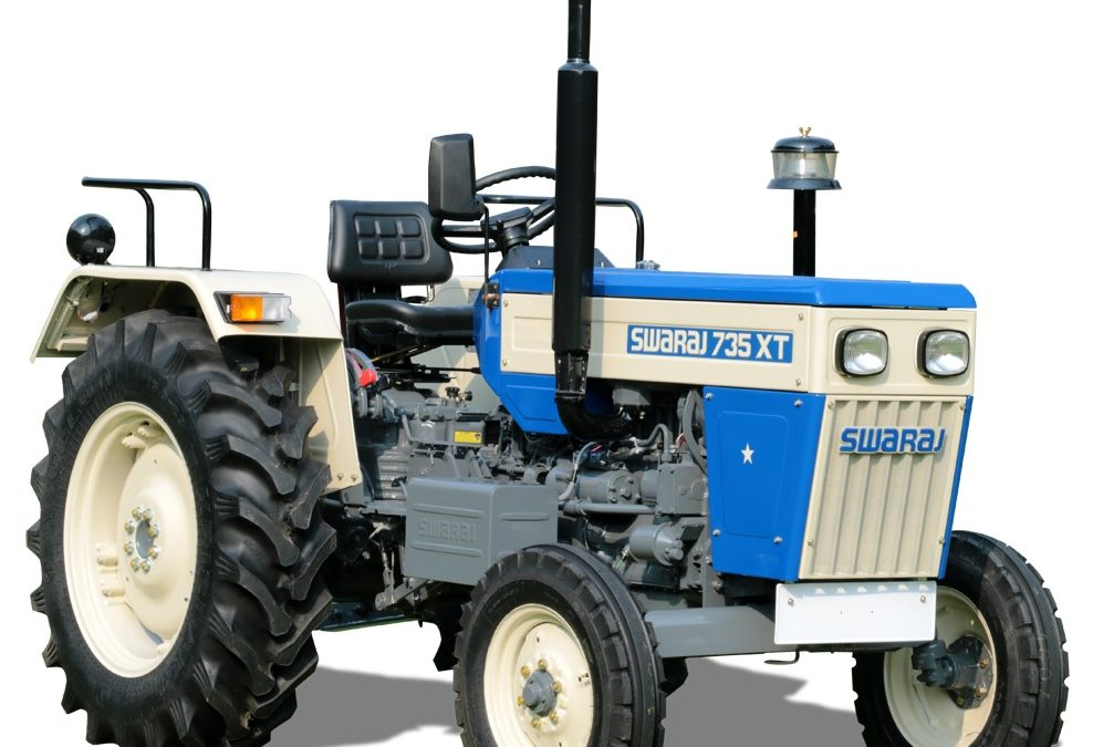 Swaraj 735 XT Track Tractor : Price list Specifications 2019