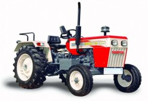 Swaraj 724 XM tractor price Specifications India