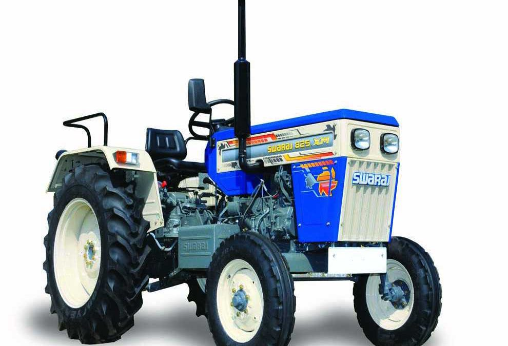 Swaraj 825 XM Track Tractor : Price Specifications New 2017