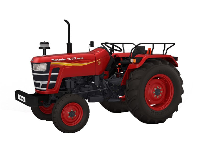 Mahindra Yuvo 265 DI tractor Price Mileage Specification 2019