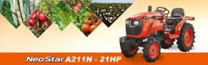 Kubota Mini tractors Price list India