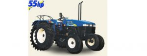 New Holland 5500 price list in India