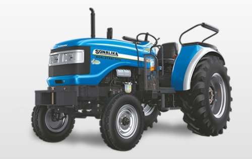 Sonalika WORLDTRAC 60 tractor price specifications features overview review 2019