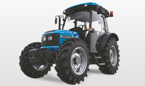 Sonalika Worldtrac 90 HP tractor price specifications overview