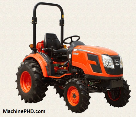 Kioti CK 2510 & CK 2510 HST tractor price specification overview | Kioti tractors specs review