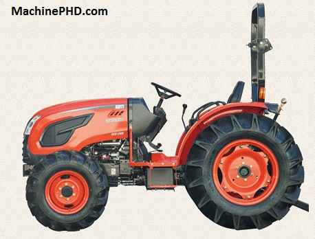 Kioti DK5510 & DK5510 HS tractor prices specs reviews 2019