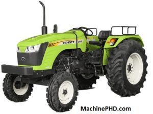Preet 6549 65HP 4WD Agricultural Tractor Price