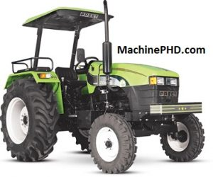 Preet 955 55HP 2WD Agricultural Tractor Price